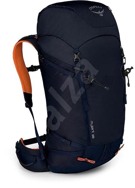 Osprey MUTANT 38 II blue fire - Horolezecký batoh