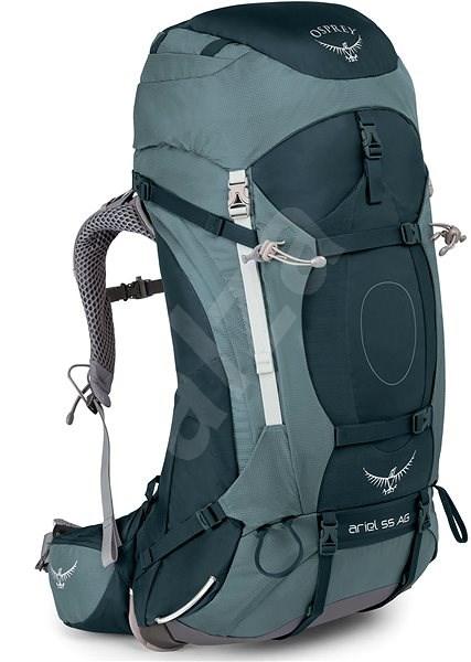 d12a75fdf6 Osprey Ariel AG 55 Boothbay Grey WM - Turistický batoh