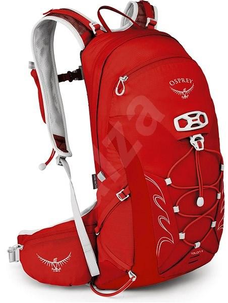 Osprey Talon 11 II Martian Red S M - Sportovní batoh  e27230e769