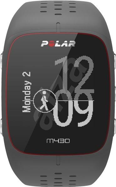 Polar M430 Black - Chytré hodinky