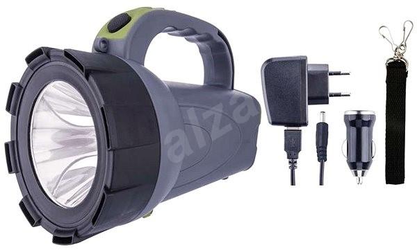 b6cdfdbac EMOS Nabíjecí svítilna LED P4527, 5W COB LED - Svítilna | Alza.cz