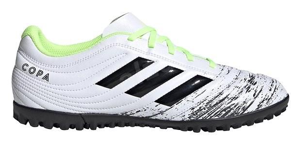 Adidas Copa 20.4. TF bílá/černá EU 42 / 259 mm - Kopačky