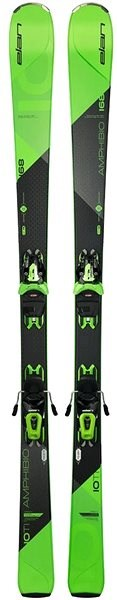 Elan Amphibio 10 TI Power Shift + ELS 11 vel. 160 cm - Sjezdové lyže
