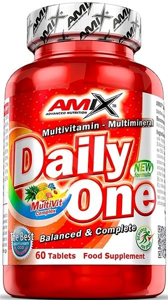 Amix Nutrition One Daily, 60 tablet - Vitamín