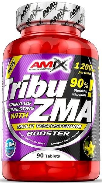 Amix Nutrition Tribu 90% ZMA, 90 tablet - Anabolizér