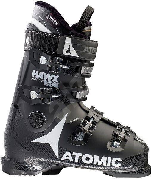 338b3c21af0 Atomic HAWX MAGNA 80 Black White Anthracite - Pánské lyžařské boty ...