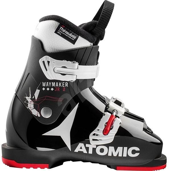 f4332370ef0 Atomic WAYMAKER JR 2 Black White Red vel. 20 - Dětské lyžařské boty ...