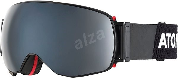 Atomic REVENT Q ML Black/Black - Lyžařské brýle