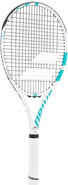 Babolat Drive G  Lite grip 1 - white/blue - Tenisová raketa