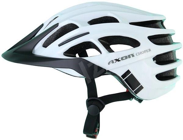 Axon Choper S/M (54-58cm) bílá - Helma na kolo