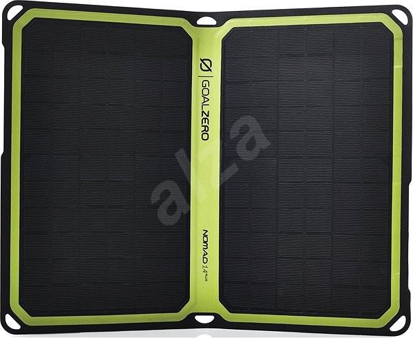 Goal Zero Nomad 14 Plus černá - Solární panel