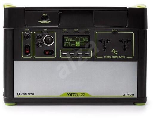 Goal Zero Yeti 1400 Lithium - Nabíjecí stanice