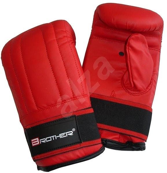 f3f60610751 Brother boxovací rukavice pytlovky L červené - Boxerské rukavice ...