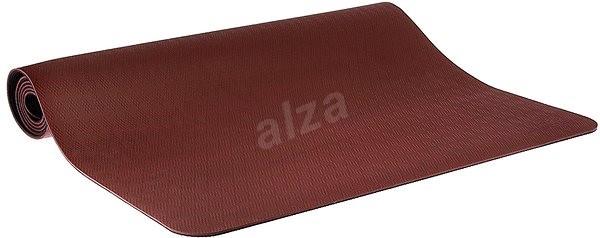 Prana Large E.C.O. Yoga Mat, raisin - Podložka na jógu
