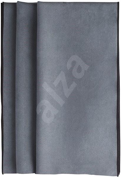 Prana Maha Yoga Towel, mood indigo, UNI - Ručník