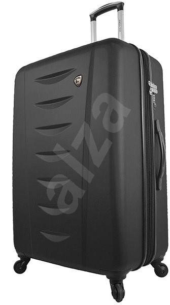 efa83895727 Mia Toro M1014 3-L - černá - Cestovní kufr s TSA zámkem
