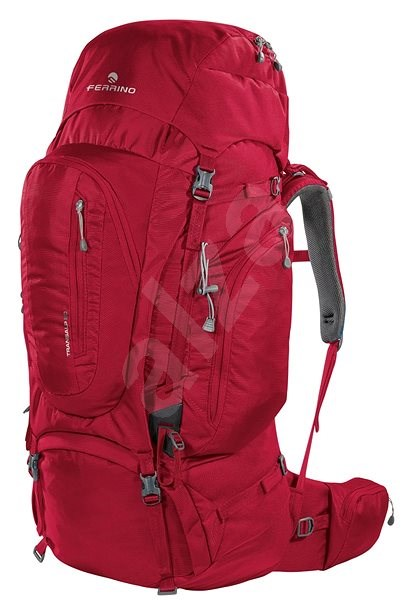 958199d931e Ferrino Transalp 100 NEW - red - Turistický batoh