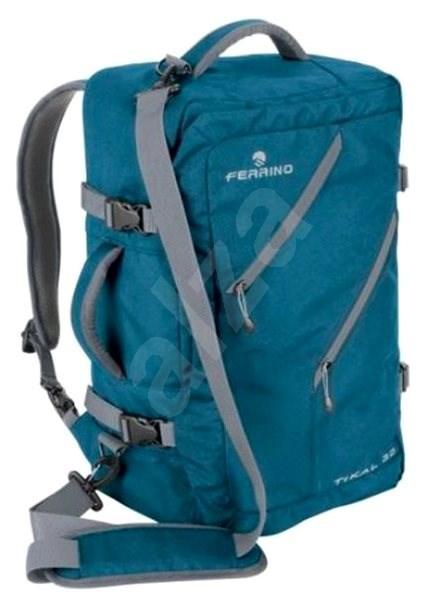 Ferrino Tikal 30 - blue - Cestovní taška  f2977c4ee6