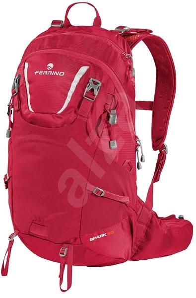 31cbdbc0c2d Ferrino Spark 23 - red - Sportovní batoh