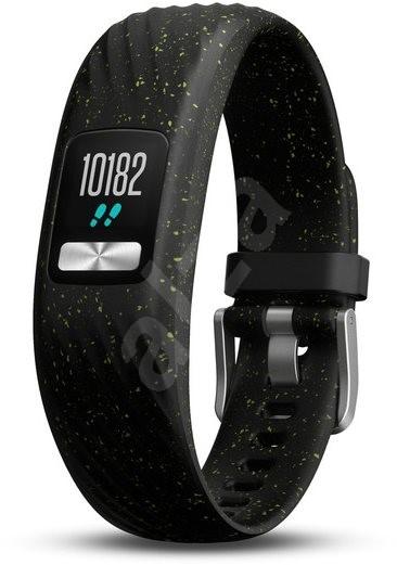 Garmin vívofit 4 Limegreen Speckled (S/M) - Fitness náramek