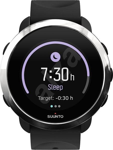 Suunto 3 Fitness Black - Chytré hodinky  5dba1767d9