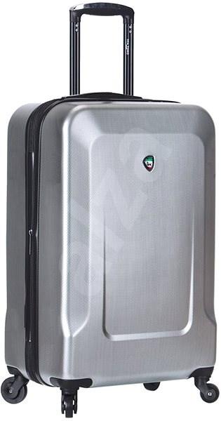 Mia Toro M1535 3-S - stříbrná - Cestovní kufr s TSA zámkem  b93a435f15