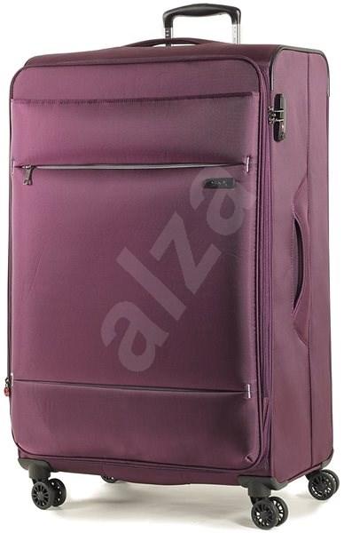 Rock TR-0161 3-L - fialová - Cestovní kufr s TSA zámkem  5330ad75ba