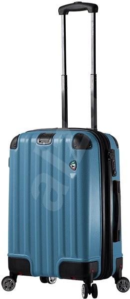 e7490860ae9 Mia Toro M1300 3-S - modrá - Cestovní kufr s TSA zámkem