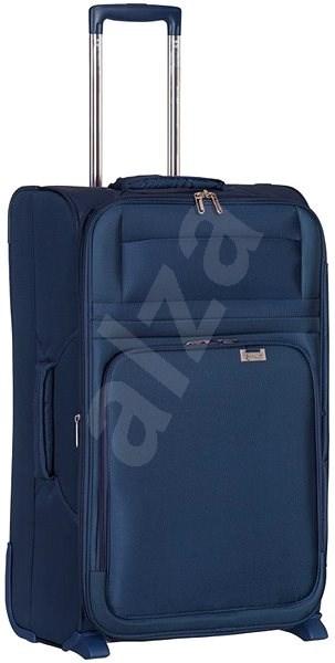 Aerolite T-9515/3-S - tmavě modrá - Cestovní kufr