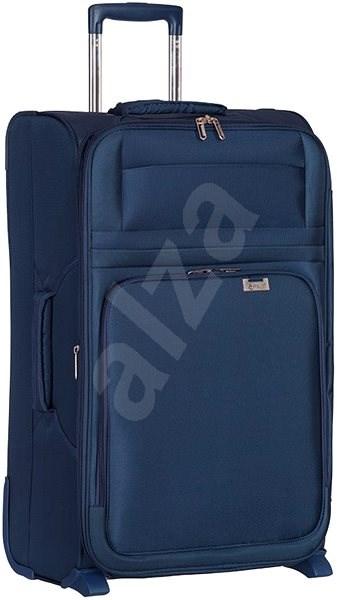Aerolite T-9515/3-L - tmavě modrá - Cestovní kufr