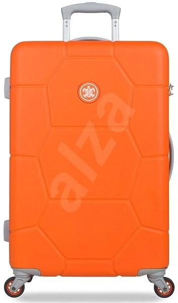 Suitsuit TR-1249/3-M ABS Caretta Vibrant Orange - Cestovní kufr