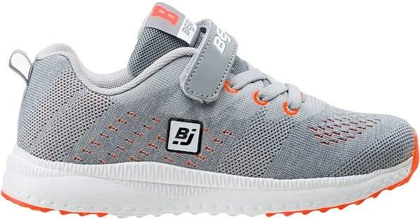 Bejo Notewi Jrg Grey/Orange EU 34 / 220 mm - Trekové boty