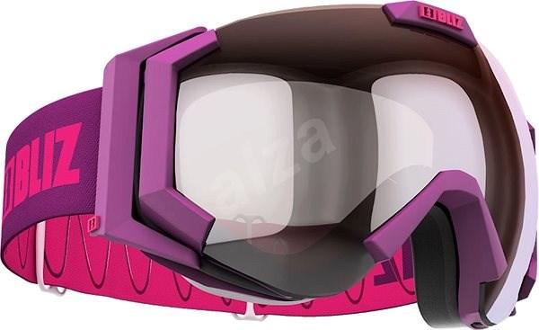 Bliz Carver Magenta - Lyžařské brýle