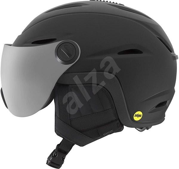 GIRO Vue MIPS Matte Black vel. M / 55,5 – 59 cm - Lyžařská helma
