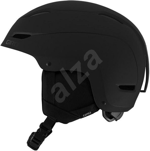 GIRO Ratio Mat Black - Lyžařská helma 4a782d278f