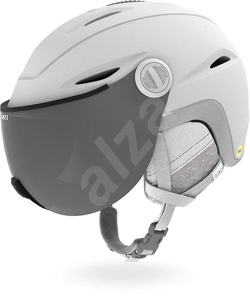 GIRO Essence MIPS Mat White M - Lyžařská helma