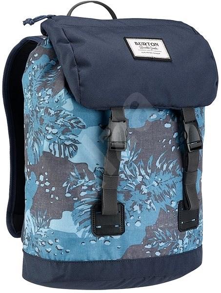 b5b057223f Burton Youth Tinder Pack Saxony Blue Hawaiian - Dětský batoh