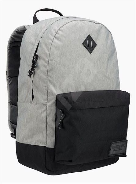 Burton Kettle Pack Gray Heather - Městský batoh