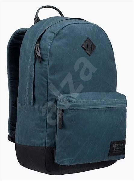 Burton Kettle Pack Dark Slate Waxed Cnv - Městský batoh