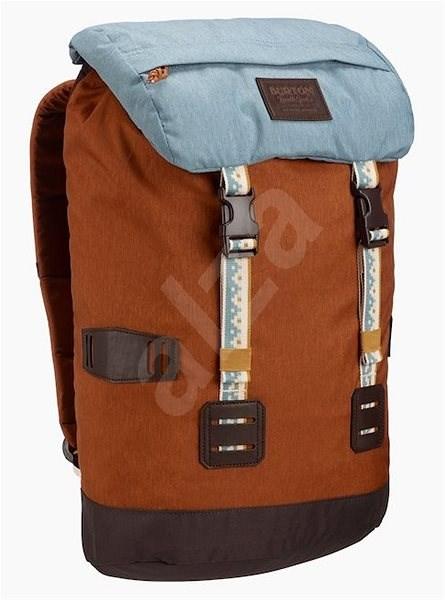 f8f36d5682 Burton Tinder Pack Caramel Cafe Heather - Městský batoh