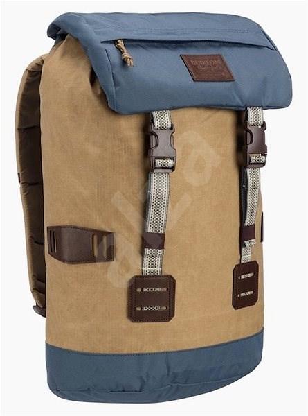 Burton Tinder Pack Kelp Coated Ripstp - Městský batoh