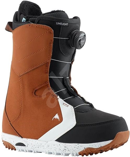Burton LIMELIGHT BOA HAZELNUT vel. 40 EU/ 250 mm - Boty na snowboard