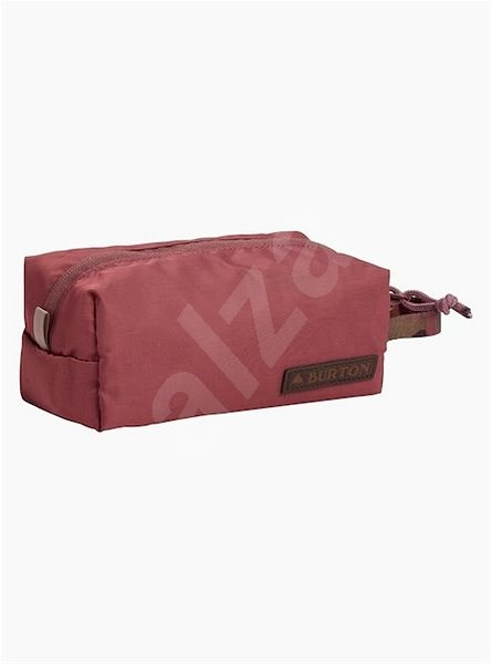 Burton Accessory Case Rose Brown Flt Satin - Pouzdro