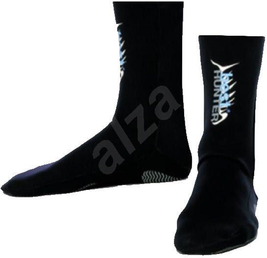 Best Divers Neoprene Socks Black vel. L - Neoprenové ponožky