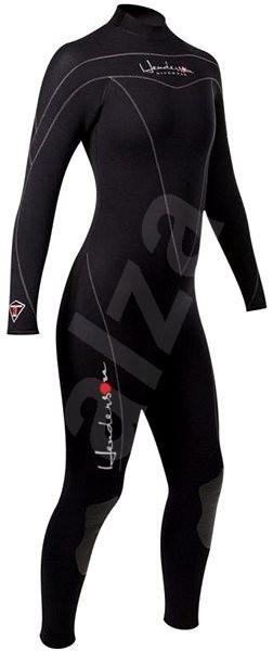 Henderson Thermoprene Jumpsuit Women Black vel. 6 - Neoprenový oblek