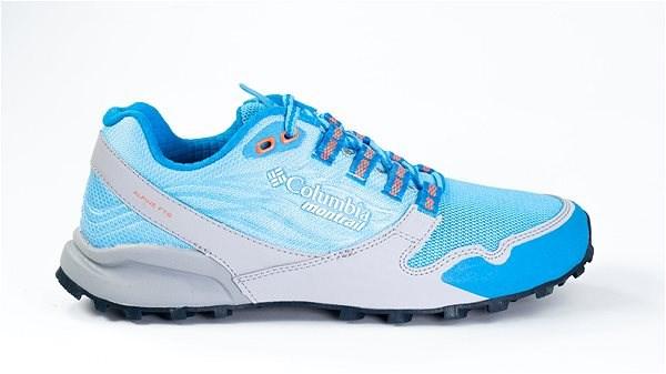 Columbia ALPINE FTG WMNS-Riptide, Zing 40.5 EU / 265mm - Running shoes