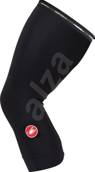 Castelli Thermoflex Kneewarmer Black L - Sleeves