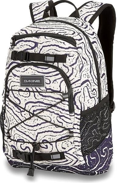 81584f0544 Dakine Grom 13L Blue - Školní batoh