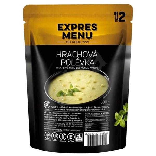 Expres Menu Hrachová polévka - MRE