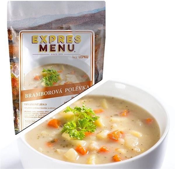 Expres Menu Bramborová polévka - MRE